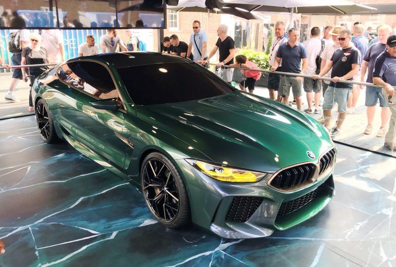 2018 BMW M8 Concept Gran Coupe 7