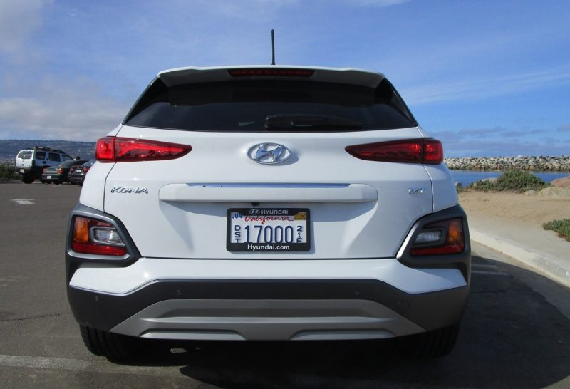 2018 Hyundai KONA Ultimate 18
