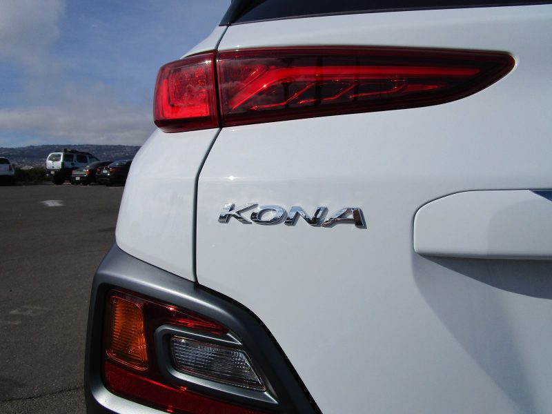 2018 Hyundai KONA Ultimate 19