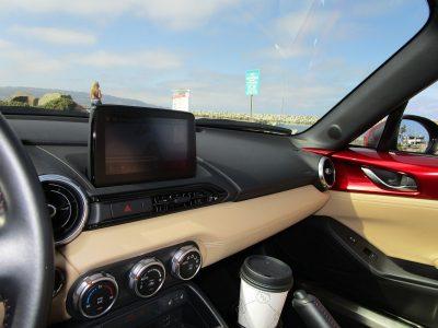 2018 Mazda MX-5 Miata RF - Interior Photos 29