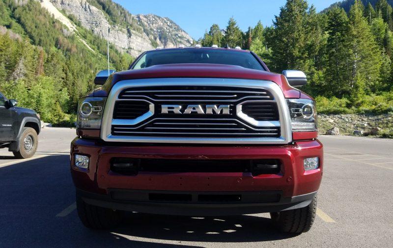 2018 RAM 2500 Limited - Matt Barnes 4