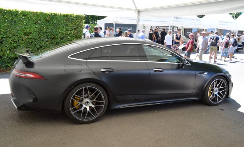 2019 Mercedes-AMG GT63S - First Look - 2018 Goodwood FoS 14