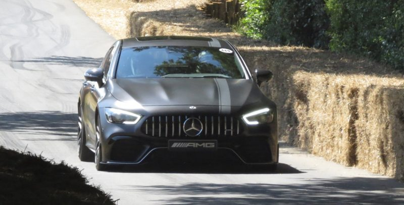2019 Mercedes-AMG GT63S - First Look - 2018 Goodwood FoS 15