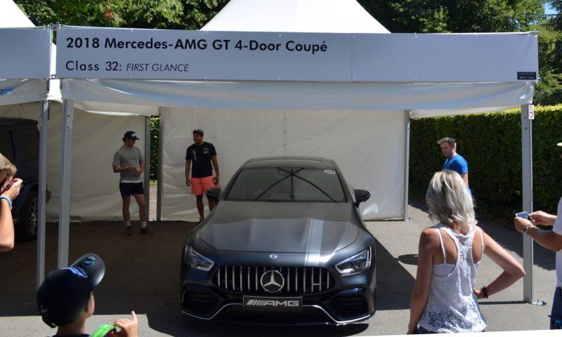 2019 Mercedes-AMG GT63S - First Look - 2018 Goodwood FoS 2