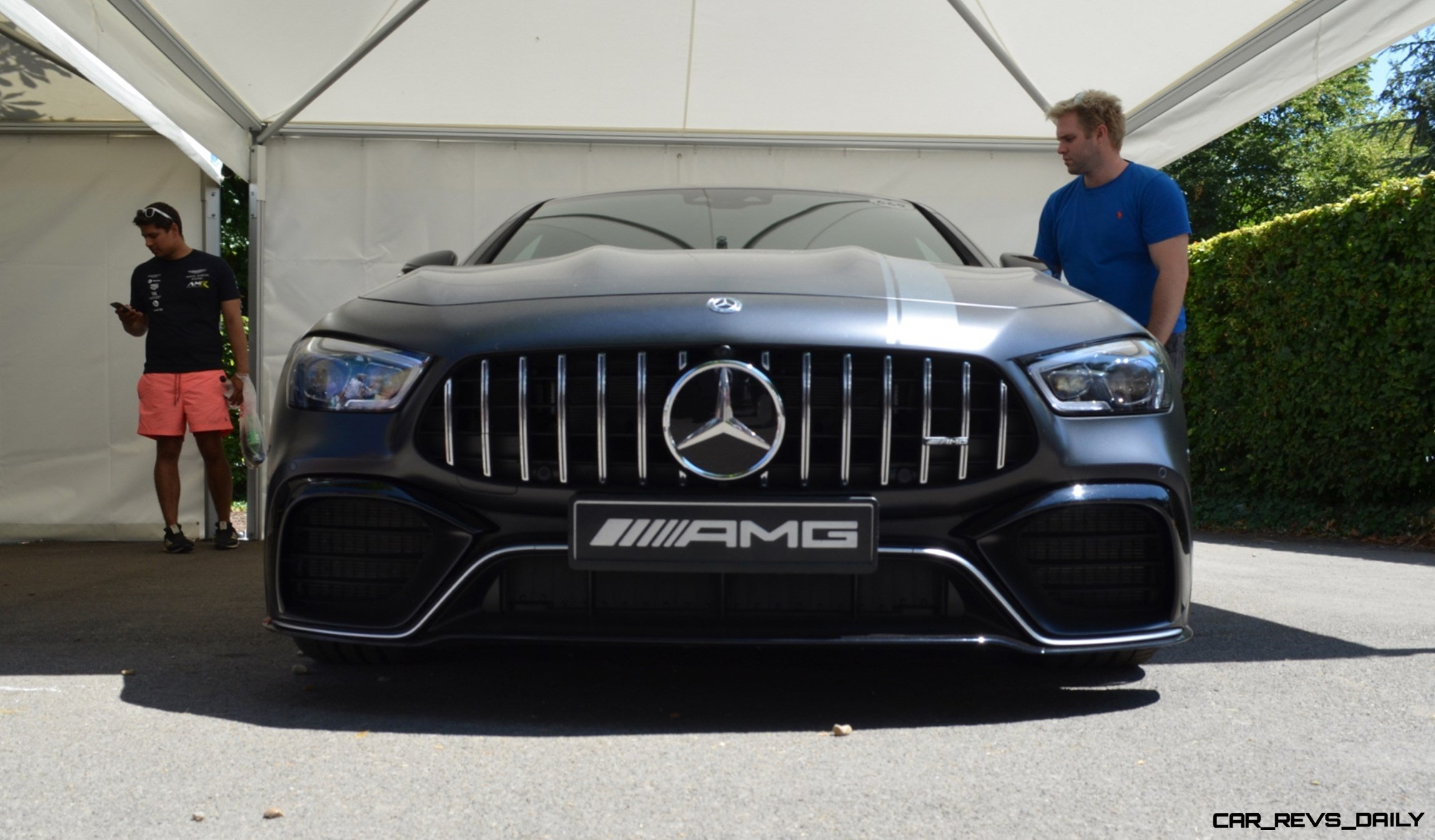 2019 Mercedes-AMG GT63S – First Look – 2018 Goodwood FoS