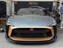 2018 Nissan GTR50 Concept By ItalDesign – Goodwood FoS 2018 Debut