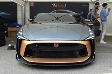 2018 Nissan GTR50 Concept By ItalDesign – Goodwood FoS 2018 Debut