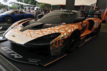 2019 McLaren SENNA GTR – Best of Goodwood Festival of Speed 2018