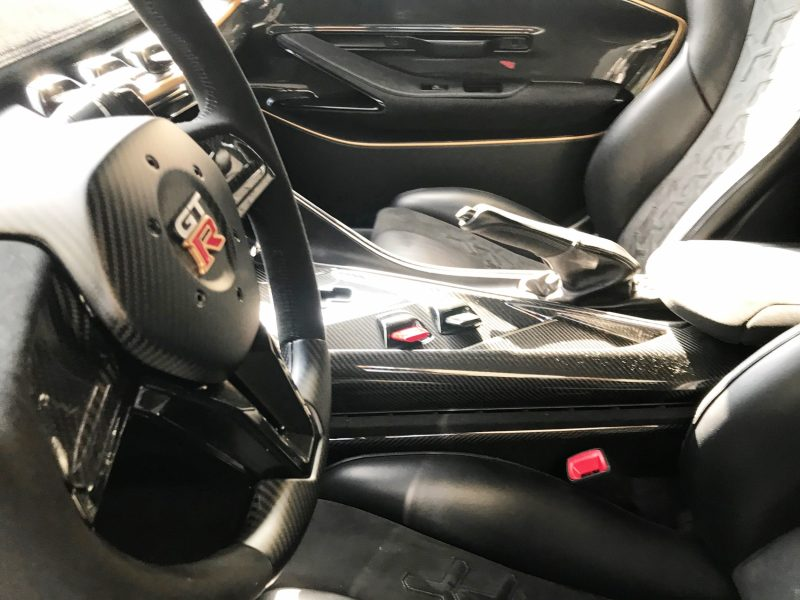 2018 Nissan GTR50 Concept By ItalDesign - Goodwood FoS ...
