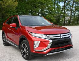 Road Test Review – 2018 Mitsubishi Eclipse Cross – By Carl Malek