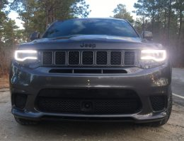2018 SRT TRACKHAWK Jeep Grand Cherokee – Road Test Review