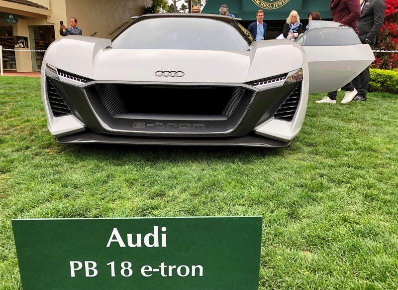 2018 Audi PB18 e-tron 13