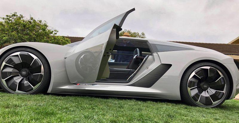 2018 Audi PB18 e-tron 8