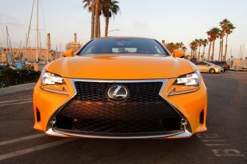 2018 Lexus RC350 F Sport – Road Test Review – By Ben Lewis