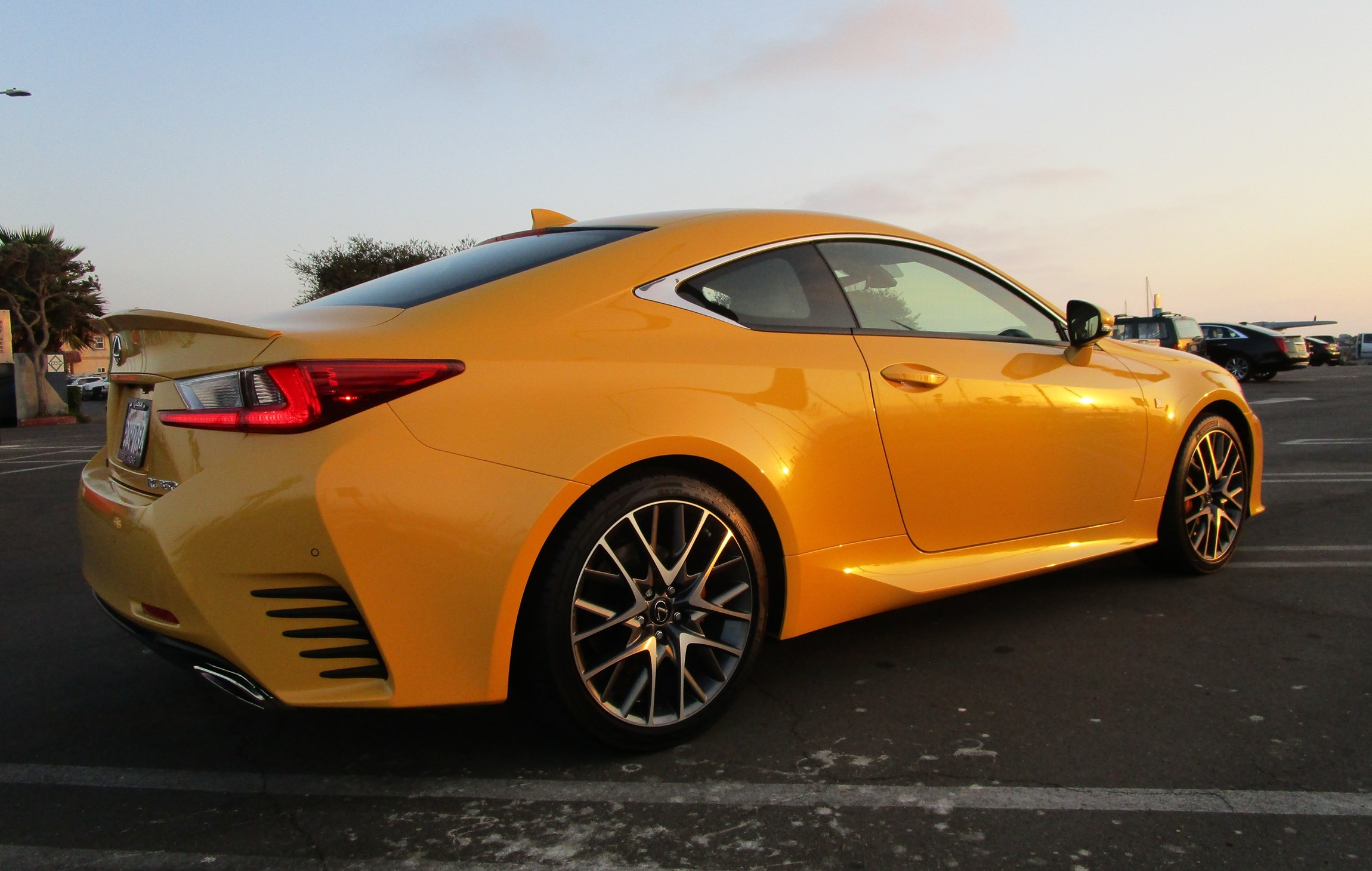 Lexus Sport Coupe >> 2018 Lexus RC350 F Sport - Road Test Review - By Ben Lewis