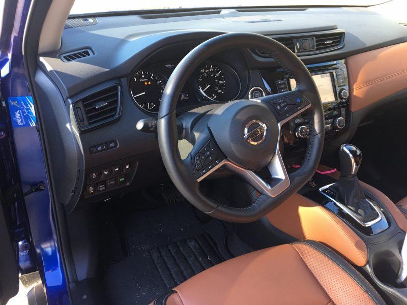 2018 Nissan ROGUE Platinum Reserve 1