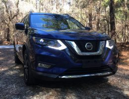 2018 Nissan Rogue SL AWD Platinum Reserve – Road Test Review w/ Drive Video