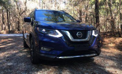 2018 Nissan ROGUE Platinum Reserve 35