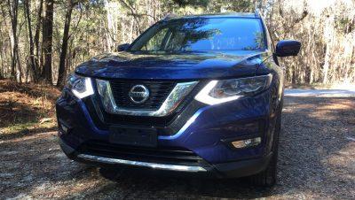 2018 Nissan ROGUE Platinum Reserve 37