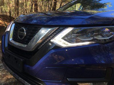 2018 Nissan ROGUE Platinum Reserve 40
