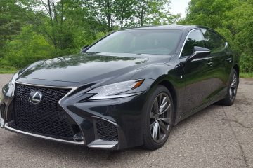 Luxury Flagship Comparison – 3rd Place – 2018 Lexus LS 500 F-Sport – By Carl Malek [Video]