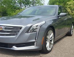 Luxury Flagship Comparison – 1st Place – 2018 Cadillac CT6 Platinum – By Carl Malek