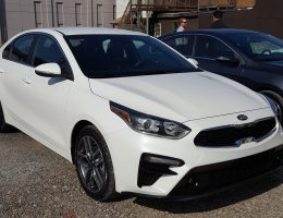 Road Test Review - 2019 Kia Forte EX - By Carl Malek