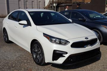 Road Test Review – 2019 Kia Forte EX – By Carl Malek