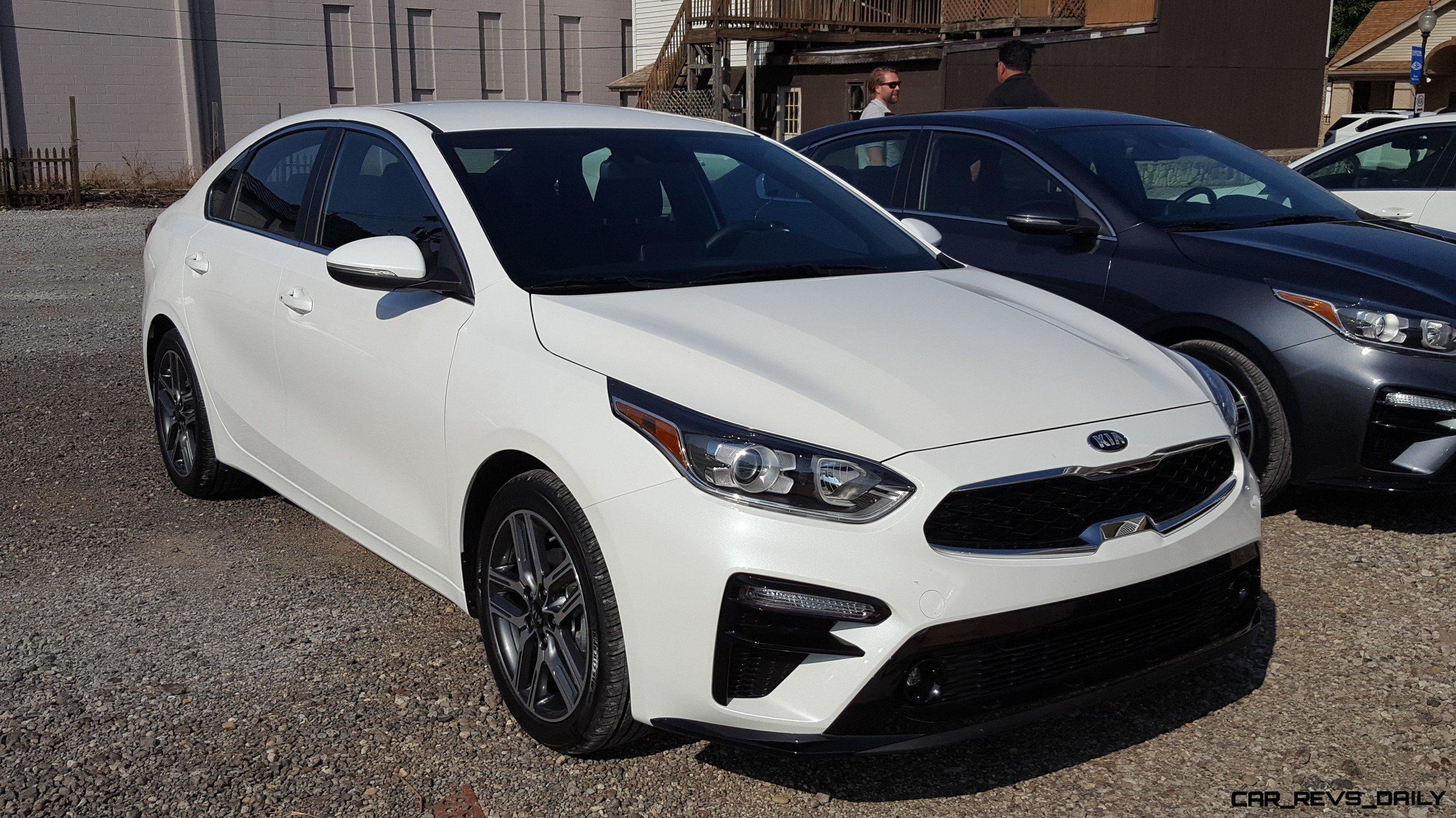 Road Test Review – 2019 Kia Forte EX – By Carl Malek