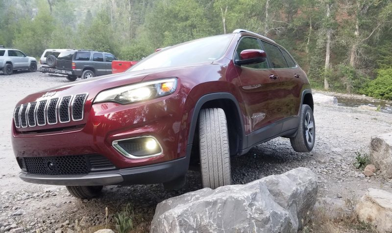 2019 Jeep Cherokee Limited 4x4 - Road Test Review - By ...