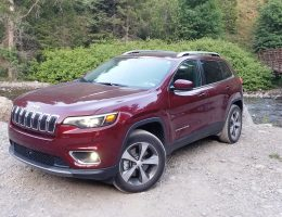 2019 Jeep Cherokee Limited 4×4 – Road Test Review – By Matt Barnes