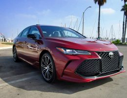 2019 Toyota AVALON Touring – Road Test Review – By Ben Lewis