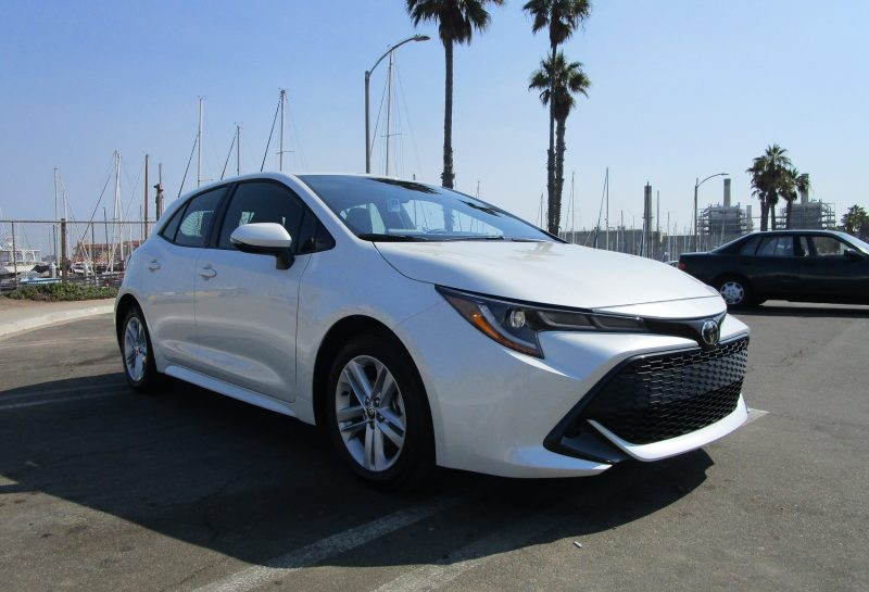 2019 Toyota Corolla Hatchback SE - Road Test Review - By ...