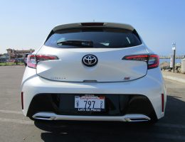 2019 Toyota Corolla Hatchback SE - Road Test Review - By Ben Lewis