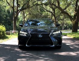 2018 Lexus GS350 F Sport RWD – Road Test Review – By Tom Burkart