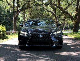 2018 Lexus GS350 F Sport RWD – Road Test Review – By Tom Burkart