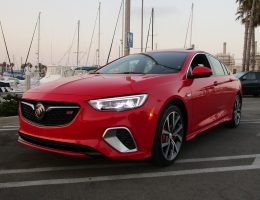 2018 Buick Regal GS – Road Test Review – By Ben Lewis