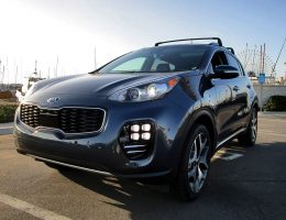 2018 Kia Sportage SX Turbo AWD – Road Test Review – By Ben Lewis