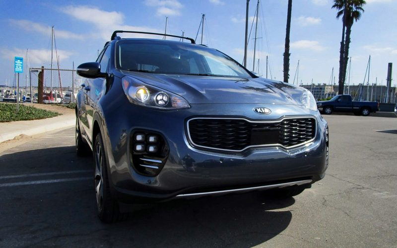 2018 Kia Sportage SX Turbo AWD 18