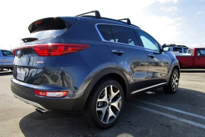 2018 Kia Sportage SX Turbo AWD 21