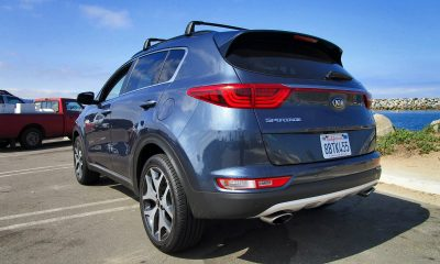 2018 Kia Sportage SX Turbo AWD 24