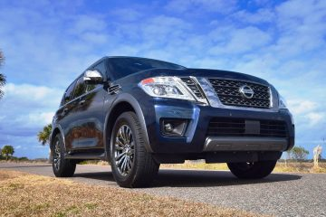 2018 Nissan ARMADA Platinum Reserve – Road Test Review