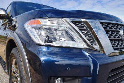 2018 Nissan ARMADA Platinum Reserve 13