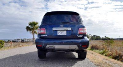 2018 Nissan ARMADA Platinum Reserve 7