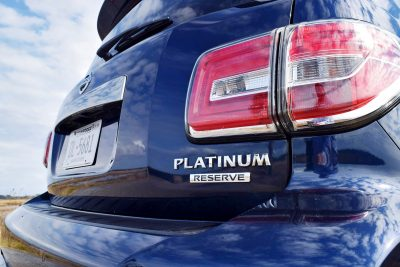 2018 Nissan ARMADA Platinum Reserve 9