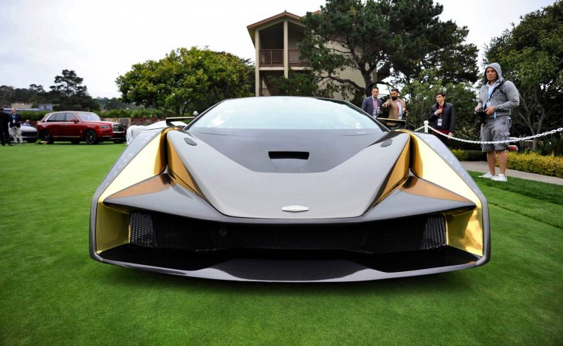 2018 SALAFF C2 Supercar Concept 10