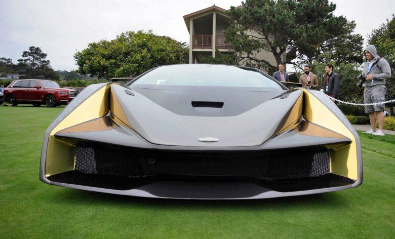2018 SALAFF C2 Supercar Concept 11