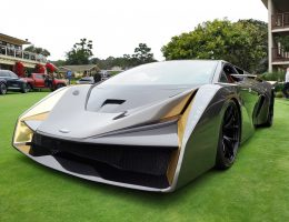 2018 SALAFF C2 Supercar Concept – Best of Pebble Beach – 30-Photo Gallery