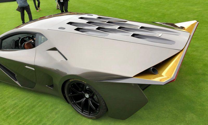 2018 SALAFF C2 Supercar Concept 19