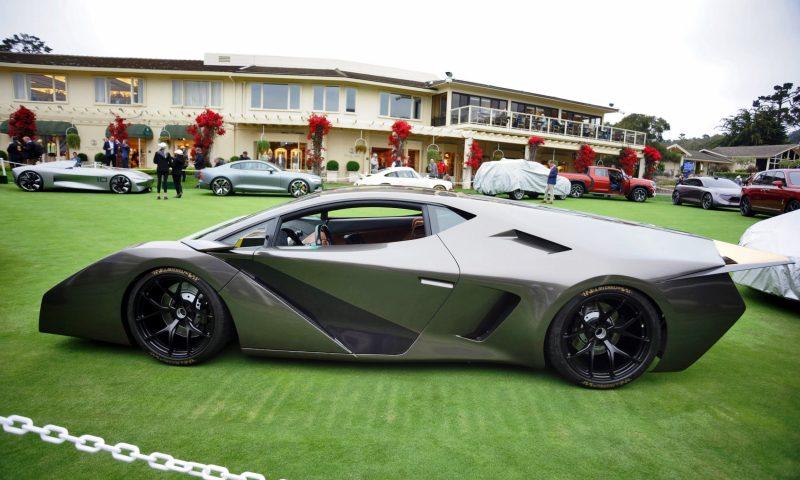 2018 SALAFF C2 Supercar Concept 3